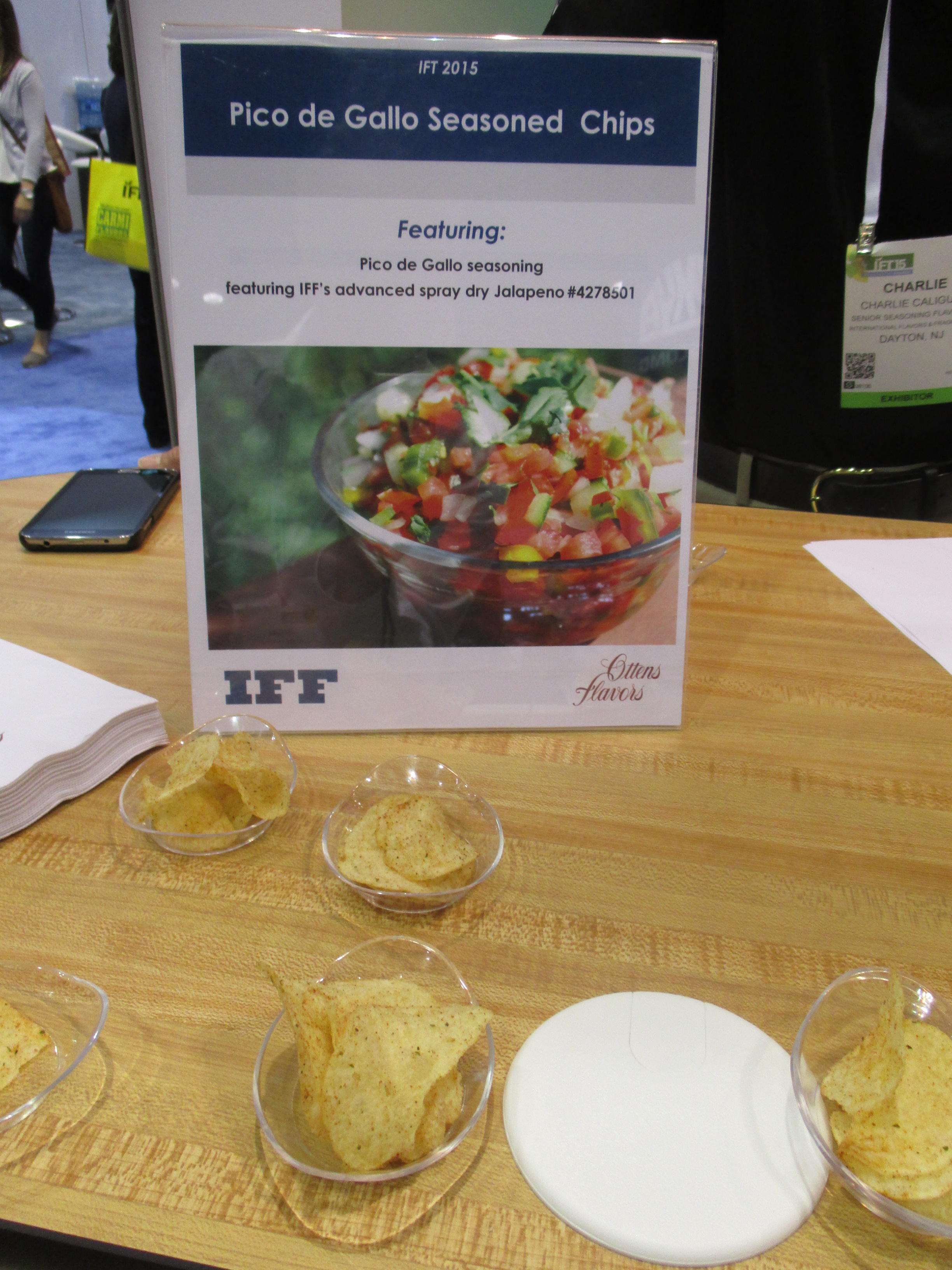 IFT Food Expo 2015 (Chicago)