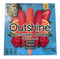 Outshine No Sugar Added Strawberry, Tangerine and Raspberry Fruit Bars (US).