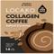 Locako Collagen Salted Caramel Flavored Instant Collagen Coffee (Australia)